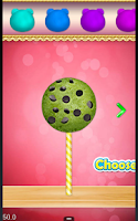 Screenshot of Cake Pops Mania - Cooking Game