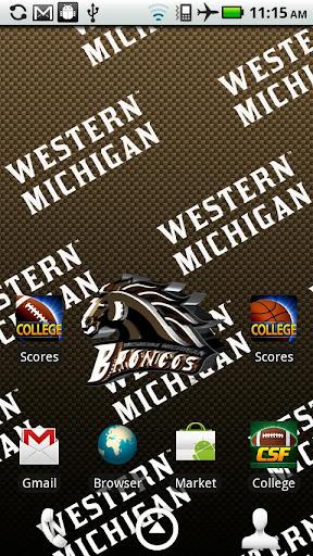 Western Michigan Live WP