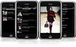 Screenshot of FashionSTAR