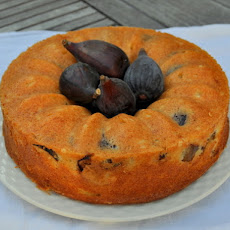 Fig Yogurt Bundt Cake