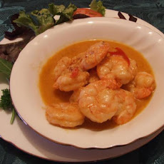 Spanish Garlic Shrimp Taverna
