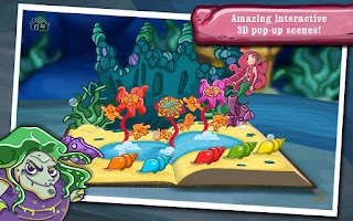 Screenshot of The Little Mermaid