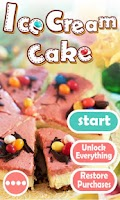 Screenshot of Ice Cream Cake-Cooking games