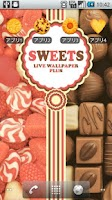 Screenshot of SWEETS&SWEETS-Live Wallpaper +