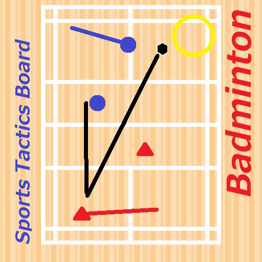 体育竞技のSTB バドミントン LOGO-記事Game