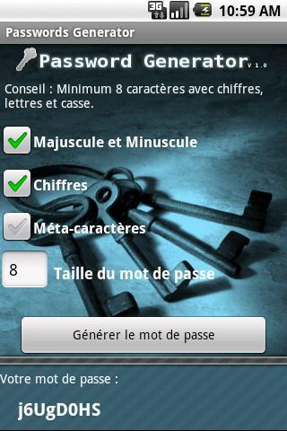 Password Generator Donate