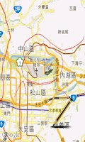 Screenshot of Map Draw GPS Recorder Plus