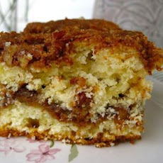 Overnight Cinnamon CoffeeCake