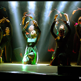 Dancing to Glory by Vijayanand K - News & Events Entertainment ( dancing, art, traditional dance, dance performance, dance )