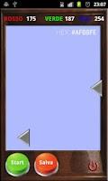 Screenshot of Get Colors