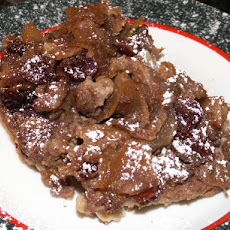Cranberry Apple Holiday French Toast