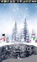 Screenshot of Snow Locker