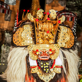 Barong Dance - Balinese Dance by Irwan Budiarto - News & Events Entertainment ( indonesia, performance, bali dance, entertainment,  )