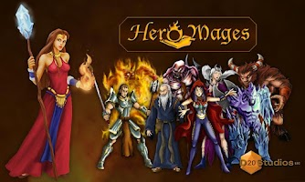 Screenshot of Hero Mages
