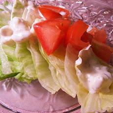 Sullivan's Steakhouse House Iceberg Wedge