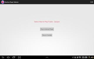 Screenshot of Hindi Movies App