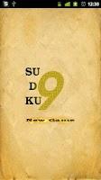 Screenshot of Sudoku 9