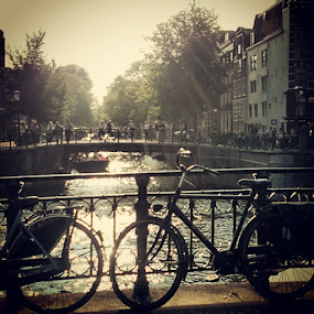 Amsterdam by Mirna Abaffy - Instagram & Mobile Instagram