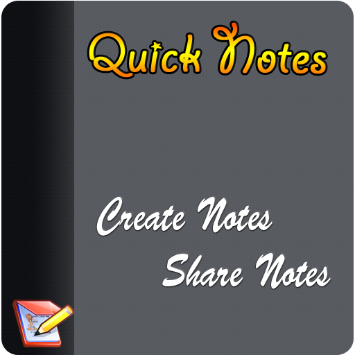 Quick Notes pad - Save & share LOGO-APP點子