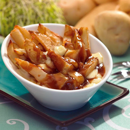 Better-For-You Poutine