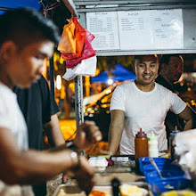 Malaysian Night Market with Chef Norman Musa