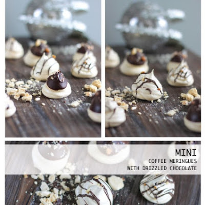 Mini Coffee Meringues