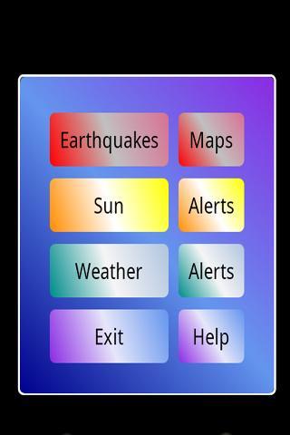 玩天氣App|危険警告免費|APP試玩