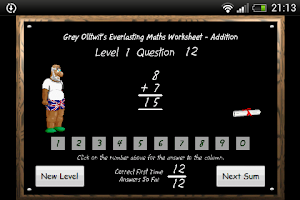 Screenshot of EMW - Addition