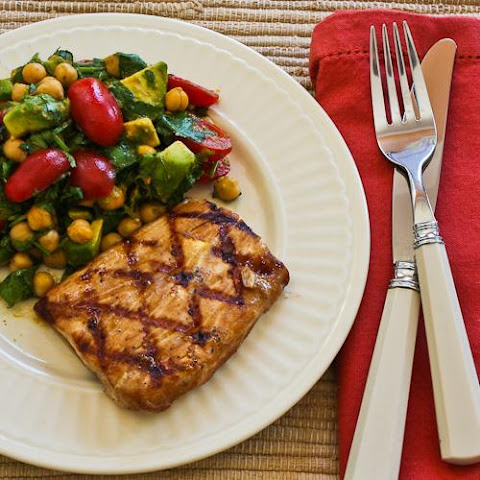 Kalyn's Used-to-Be Famous Recipe for Lake Powell Fish Marinade (Grilled Mahi Mahi)