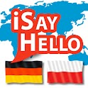 iSayHello German - Polish icon