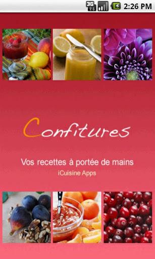 iCuisine Confitures et Gelées