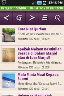 Islam Menjawab- screenshot thumbnail