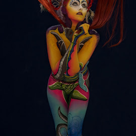 Bodypainting Pörtschach by Tatjana GR0B - People Body Art/Tattoos