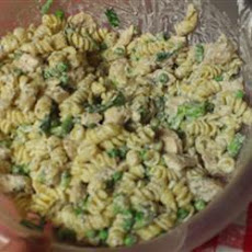 Chicken Herb Pasta Salad
