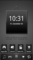 Screenshot of ADW Theme Darkroom