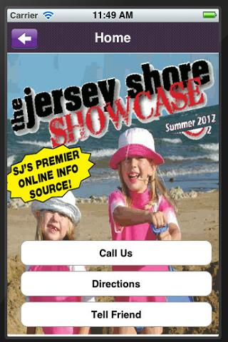 Jersey Shore Showcase