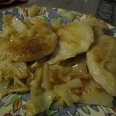 Homemade Sauerkraut Pierogies / Perogies - Old Fashioned Recipe