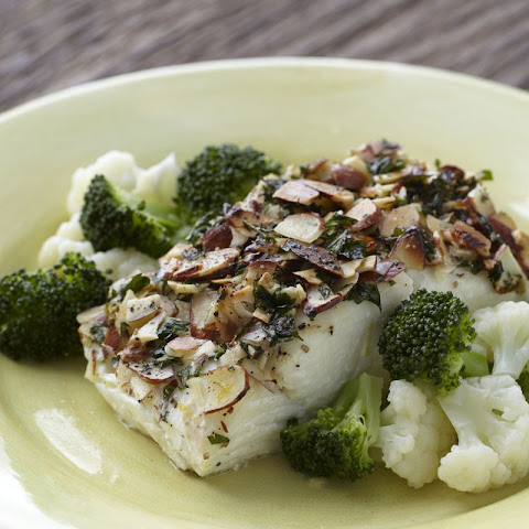 Fish Fillets with Almonds
