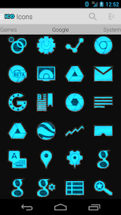 Tha Cyberpunk - Icon Pack- screenshot thumbnail