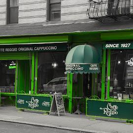 Verde by Anthony Cuffari - City,  Street & Park  Markets & Shops