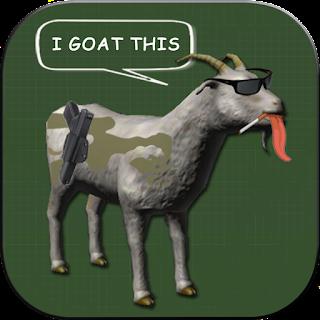 Goat Commando Simulator 3D