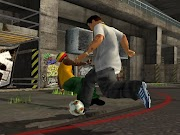 X03: Urban Freestyle Soccer