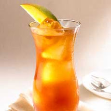 Refreshing Mango Iced Tea