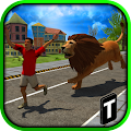 Game Angry Lion Attack 3D apk for kindle fire