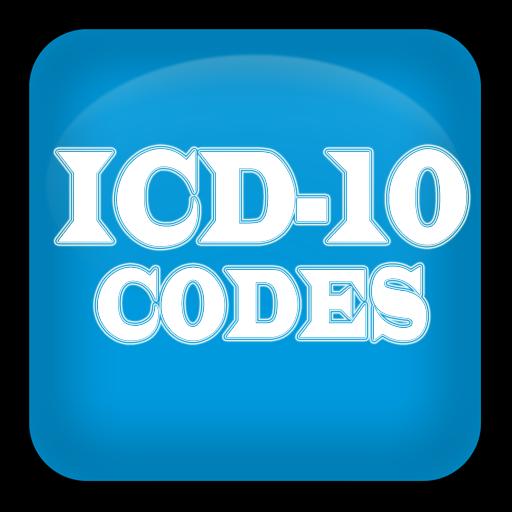 ICD 10 Codes 2012 LOGO-APP點子