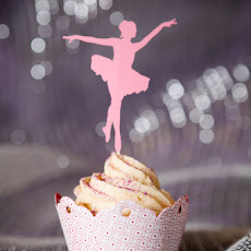 Magical Sugar Plum Fairy Cakes
