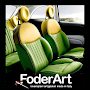FoderArt Seat Cover For 500