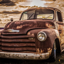 Rusty48 by Esther Visser - Transportation Automobiles