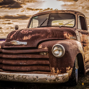 Rusty48 by Esther Visser - Transportation Automobiles (  )