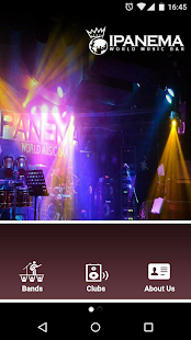 Ipanema World Music Bar - screenshot